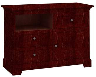 Howard Miller Custom TV Stand, 1-Wood Door, 3-Drawers