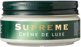Collonil 1909 Supreme Creme de Luxe 100ml – Neutral - Premium Quality Polishing and Nourishing Cream - Intense Color Revival for Leather Shoes, Handbags and Clothes - Natural Waxes and Oils Pamper Leather