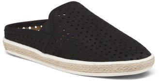 Slip On Suede Sneakers
