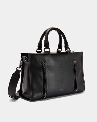 Ted Baker HANEE Double zip small tote bag