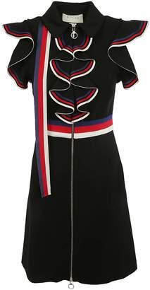 Gucci Sylvie Web Dress