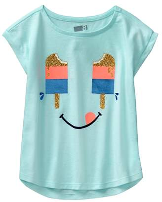 Crazy 8 Sparkle Popsicle Tee