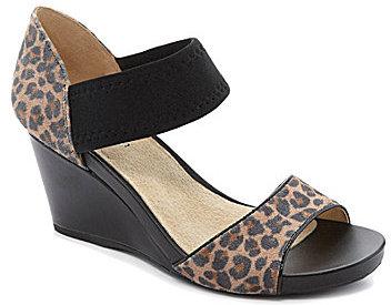 Michelle D Maria Wedge Sandals