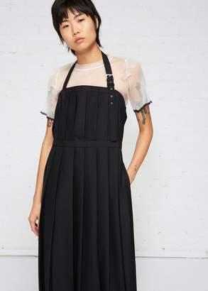 Noir Kei Ninomiya Apron Dress