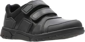 Next Boys Clarks Black Blake Street Shoe