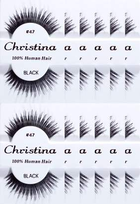 Christina 12packs Eyelashes - (Same factory & production line as Red Cherry) by Cherishlook