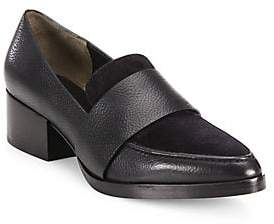 3.1 Phillip Lim Women's Quinn Leather & Suede Loafers