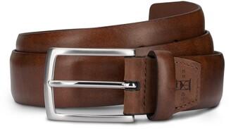 Allen Edmonds Glass Avenue Leather Belt