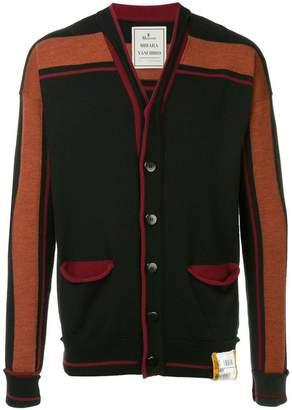 Miharayasuhiro button-up cardigan