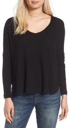 Women's Socialite Cozy Thermal Top $38 thestylecure.com