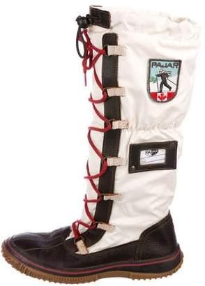 Pajar Knee-High Snow Boots