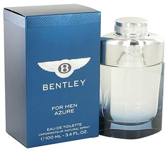 Bentley Azure by Eau De Toilette Spray 3.4 oz
