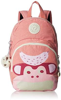 Kipling (キプリング) - [キプリング] Amazon公式 正規品 DONAE リュックサック K71031 20A Fruity Pink Bl