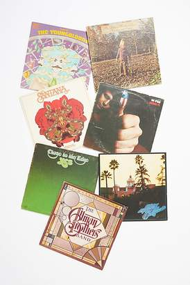 Vintage Loves Vintage '70s and '80s Record Collection
