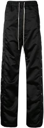 Rick Owens super wide leg trousers