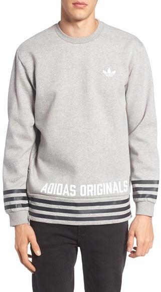 Men's Adidas Originals Street Graphic Sweatshirt