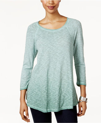 Style & Co Melange Top, Only at Macy's $39.50 thestylecure.com