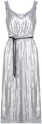 Marc Jacobs Sequin-embellished Tulle Long Dress