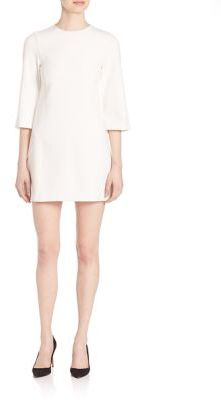 Alice + Olivia Gem Shift Dress $298 thestylecure.com