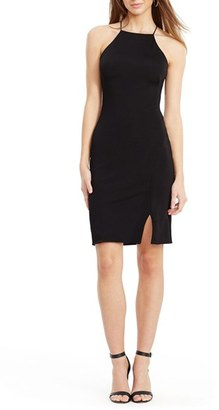 Women's Lauren Ralph Lauren Jersey Sheath Dress $169 thestylecure.com