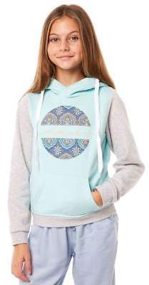 Rip Curl New Girls Kids Girls Mystic Earth Hoody Cotton Soft