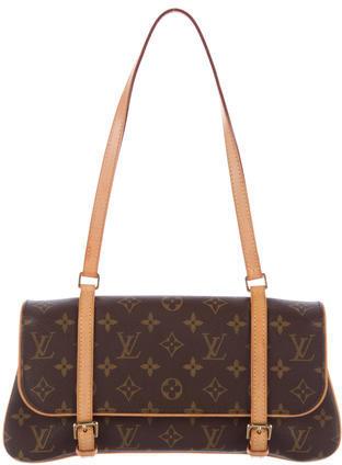 Louis VuittonLouis Vuitton Monogram Pochette Marelle MM