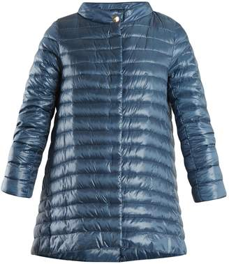 Herno High-neck quilted down jacket