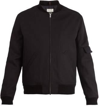 A.P.C. X Louis W. Jones cotton-blend bomber jacket