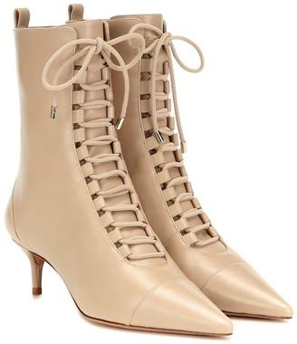 Alexandre Birman Millen leather ankle boots