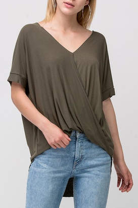 Double Zero That's-A-Wrap In Olive
