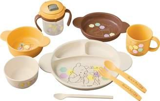 Combi Winnie the Pooh Baby Tableware Set