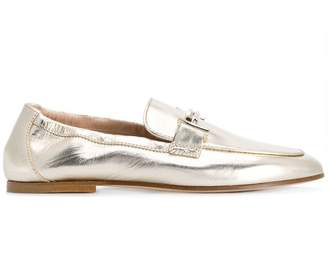 fb65f687289 Gold Tod s Loafers - ShopStyle