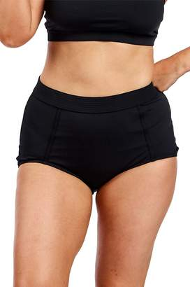 Funkita Still Black High Waisted Brief