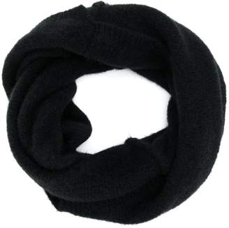 Isabel Benenato knitted neck scarf