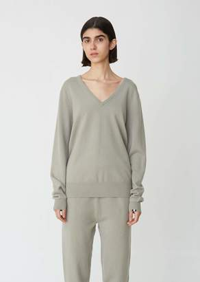 Extreme Cashmere Be Nice Deep V-Neck Sweater