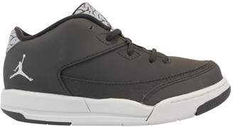 Jordan Nike Toddlers Flight Origin 3 Bt Black/Metallic Silver/Pr Pltnm Basketball Shoe 7 Infants US