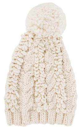 M.PATMOS Wool Nellie Beanie w/ Tags