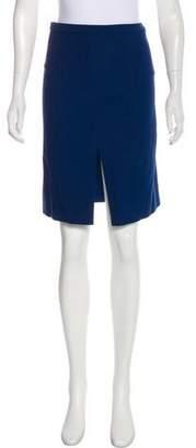 Blumarine A-Line Knee-Length Skirt