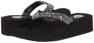 Yellow Box Africa Women's Wedge Shoes
