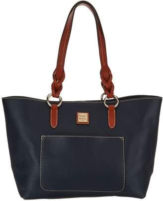 Dooney & Bourke Pebble Leather Tote -Pammy