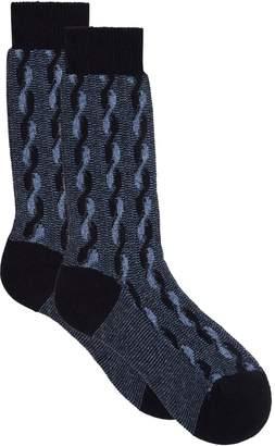 Pantherella Waddington Cashmere Socks