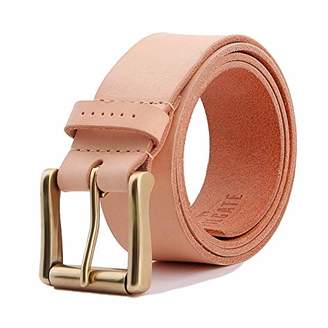 Men Dress Belts Casual leather - Filgate Dress belt Strong Hand Made Suit Your Jeans & Trousers Pin Buckle