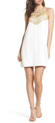 Lilly Pulitzer R) Pearl Shift Dress