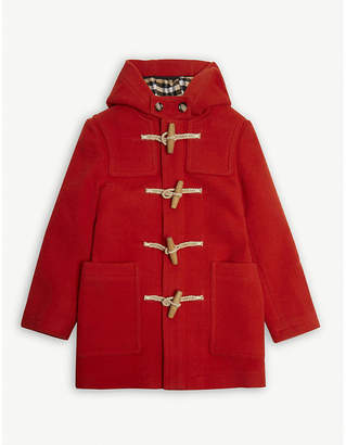 Burberry Double-faced wool duffle coat 4-14 years