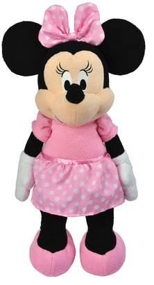 Disney Disney's Minnie Mouse Floppy Favorite Plush Minnie Mouse