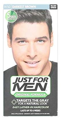 Just For Men Shampoo In #H-50 Haircolor (6 Pack)