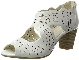 Womens Lotta 09 Sandals, White Gerry Weber