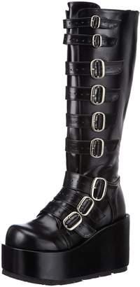 Pleaser USA Demonia Women's Concord-108 Platform Wedge Boot