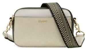 Aldo Logo Crossbody Bag