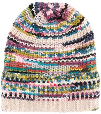 Missoni knitted hat